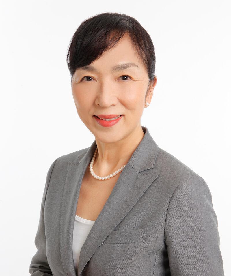 代表取締役 今村満子